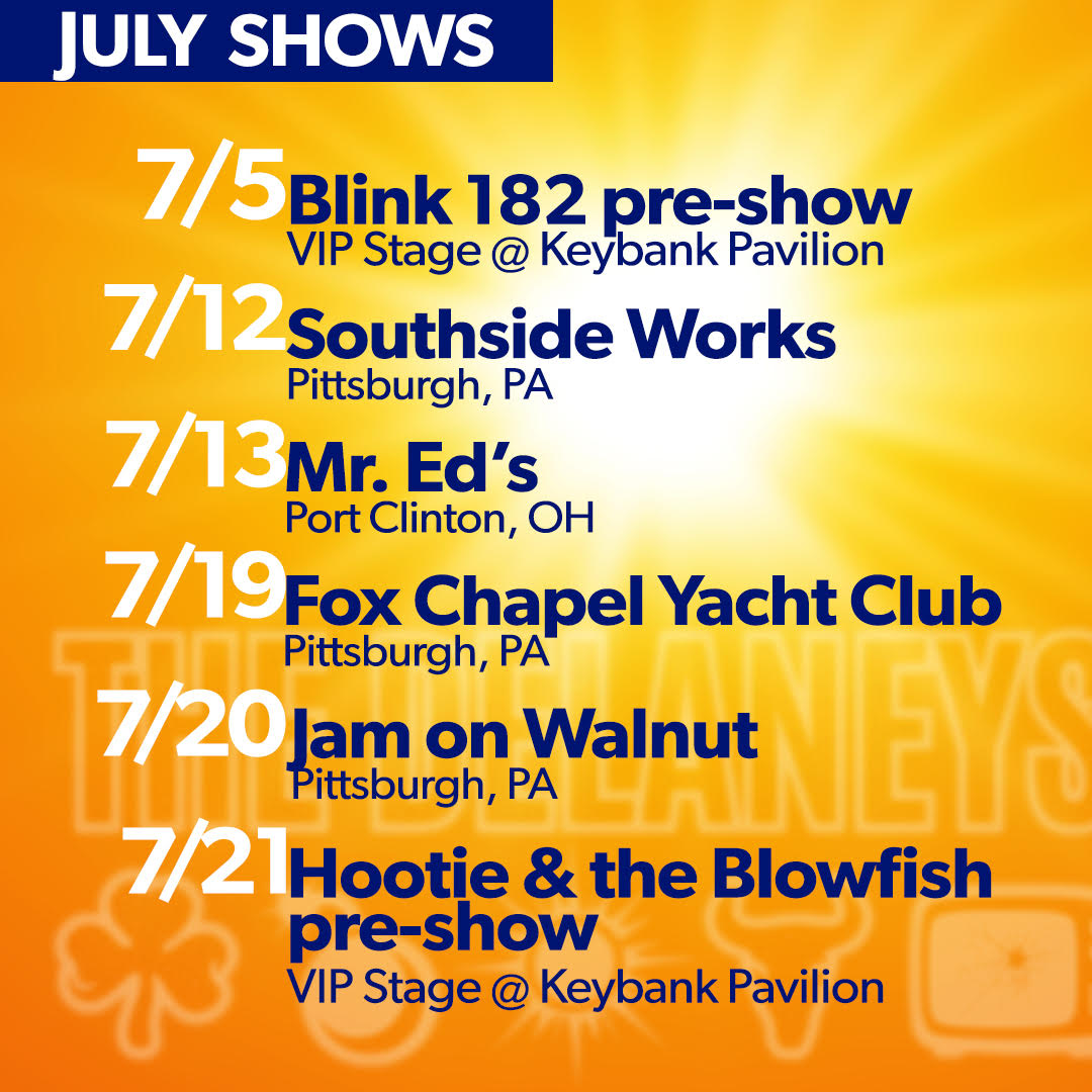 July Shows